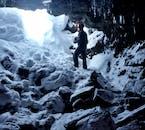 The lava tube Leiðarendi is the perfect Iceland adventure.