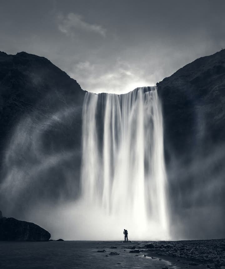 Skogafoss as a Photography Location