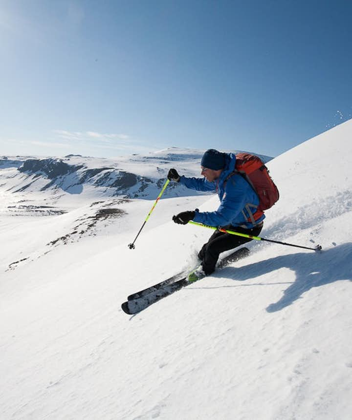 Skiing and Snowboarding in Iceland, plus Info on COVID-19