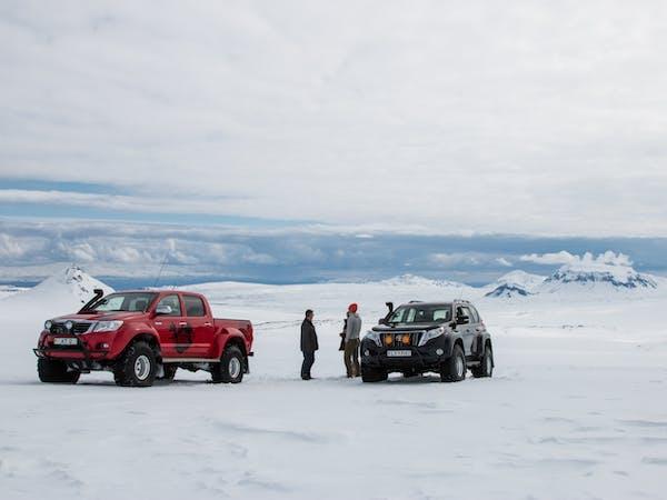 Arctic Trucks Experience