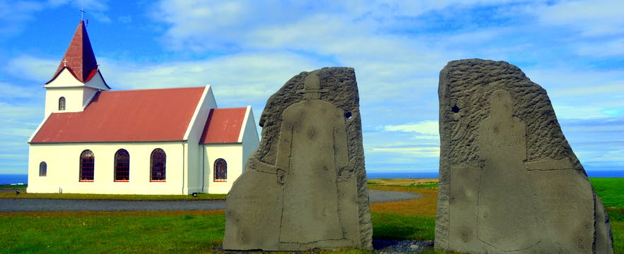 Bárður Snæfellsás - the Mythical Protector of the Snæfellsnes Peninsula in West-Iceland