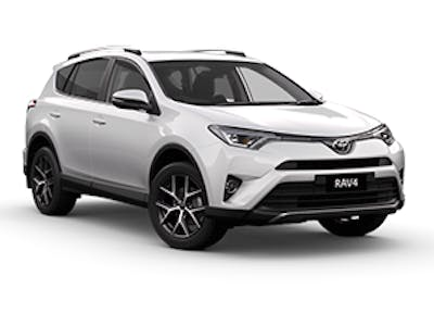 Toyota RAV4 4x4 Automatic with GPS 2016 - 2018
