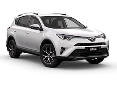 Toyota RAV4 4x4 Automatic with GPS 2016 - 2018