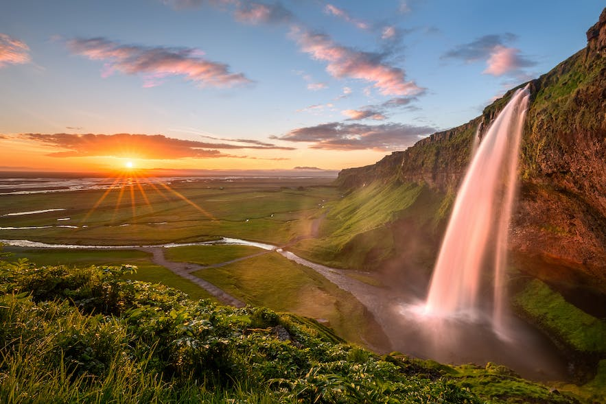 Seljalandsfoss as a photography destination
