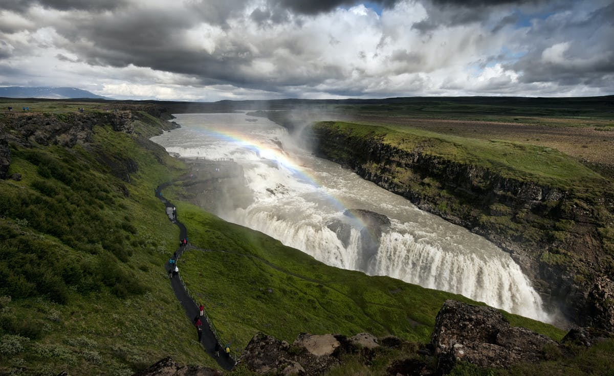 Go to joy Iceland hero image