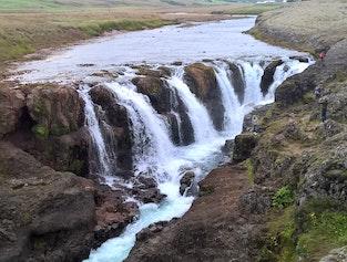 Around Iceland : Akureyri-Myvatn-Jokulsarlon