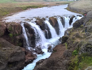 Around Iceland, road no 1: Akureyri-Myvatn-Jokulsarlon