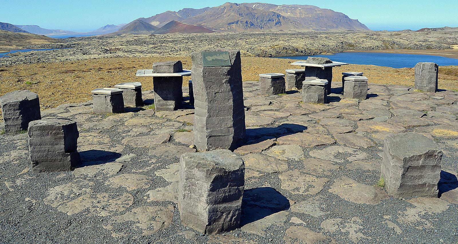 The Magical Snæfellsnes Peninsula in West-Iceland - Part V - Stykkishólmur & the Trip back to Reykjavík