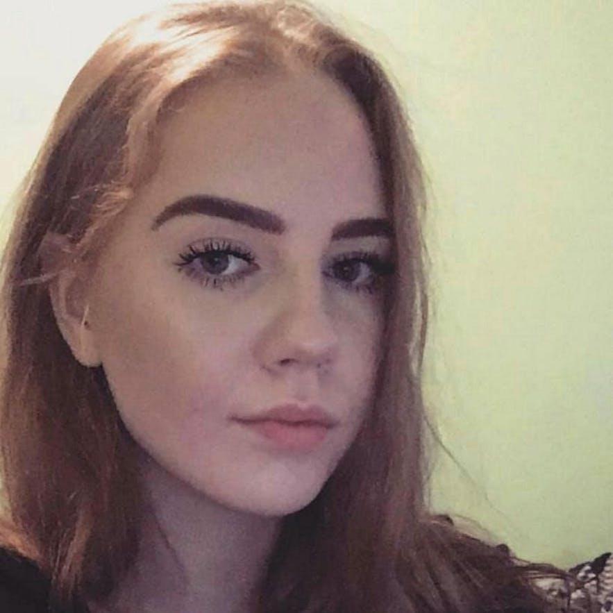 Birna Brjánsdóttir, missing girl in Reykjavík