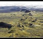 Die Lakagigar-Krater im Süden Islands sind wenig besucht.