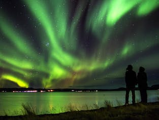 Lake Mývatn All-Inclusive Afternoon & Northern Lights from Akureyri