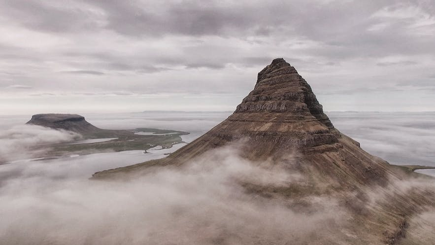 Mt. Kirkjufell as a photography location