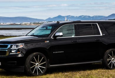 Luxury Airport Transfer | Up to Seven Passengers