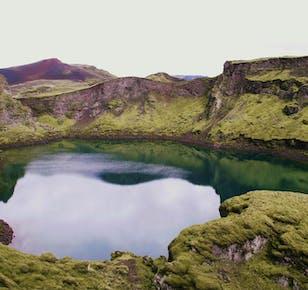 Superjeep-Tour zu den Laki-Kratern   ab Kirkjubaejarklaustur
