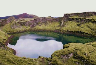 Journée dans les Hautes Terres | Cratères de Lakagigar et canyon Fjadrargljufur en Super Jeep