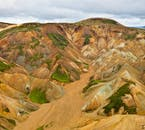 Some have described the views in Iceland's Landmannalaugar Highland oasis as windows into another universe.