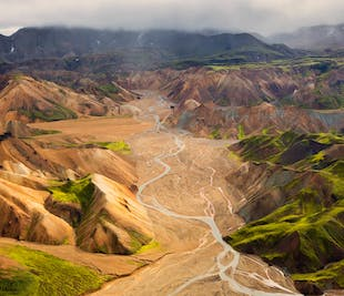 Landmannalaugar | Tour in Super Jeep