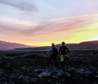 5-Day Biking Tour on the Laugavegur Trail | Landmannalaugar to Thorsmork