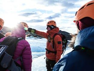 Solheimajokull glacier adventure | Easy difficulty