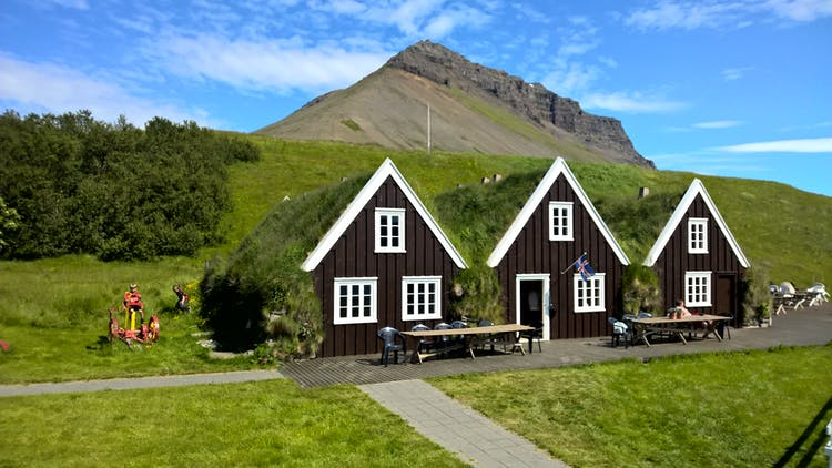 Your travels around Snaefellsnes will rveeal to you all kinds of magical, cultural and historical gems.