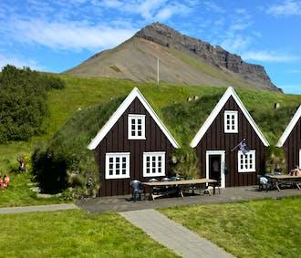 Westfjord Ring Road: Snaefellsnes: Borgarfjordur