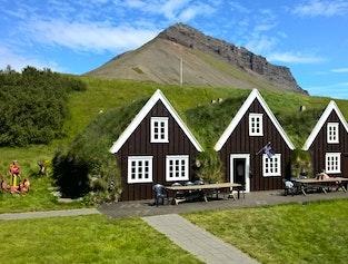 Westfjord ring road.