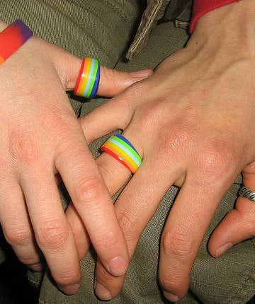 Same-sex couples in Iceland can feel comfortable showing affection to their partners, with little fear of bigotry.