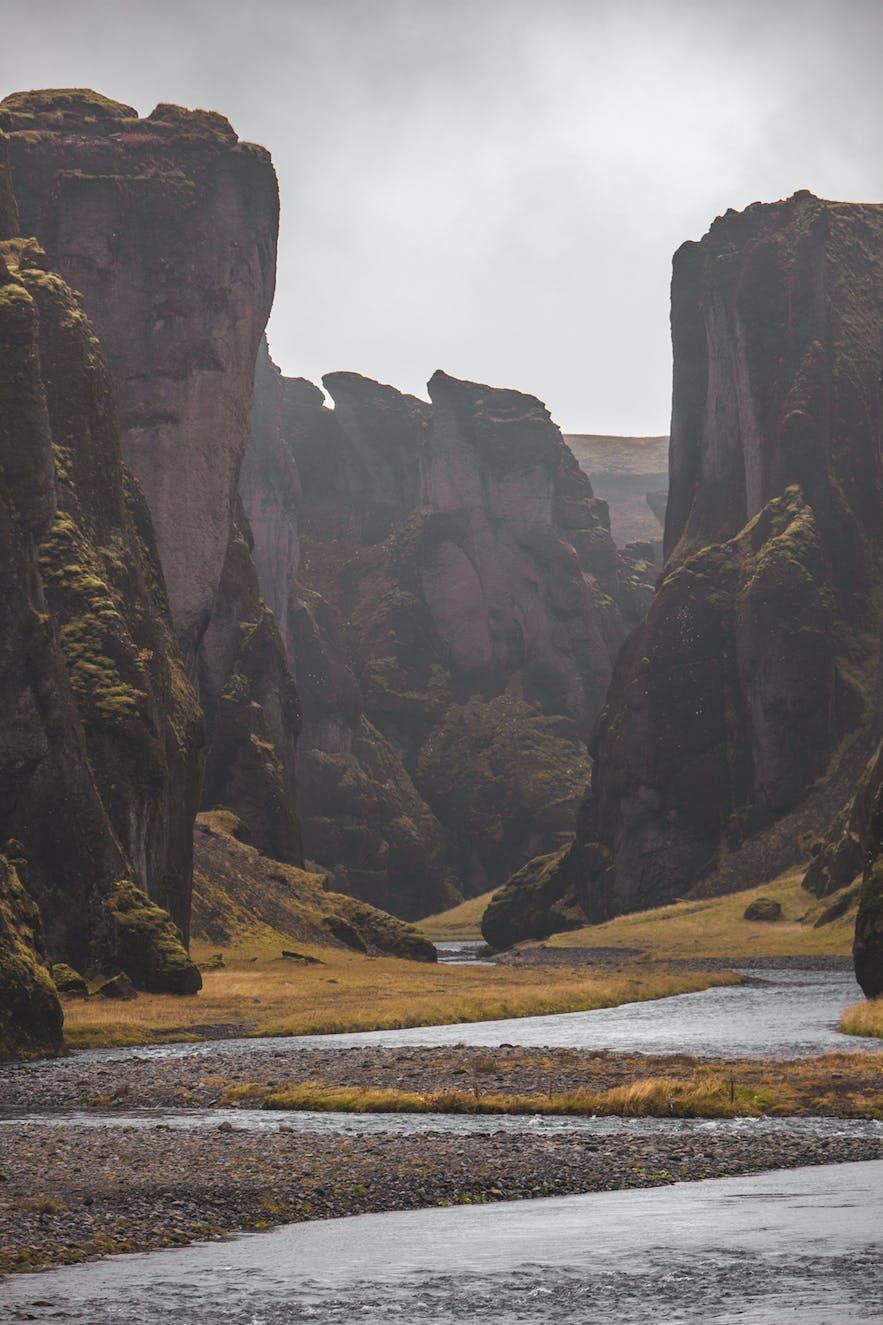 Fjaðrárgljúfur as a Photography Location