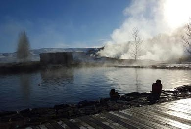Private Golden Circle Sightseeing Tour   With Secret Lagoon