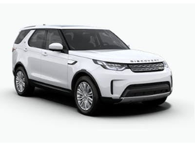 Land Rover Discovery 5 Automatik 2017