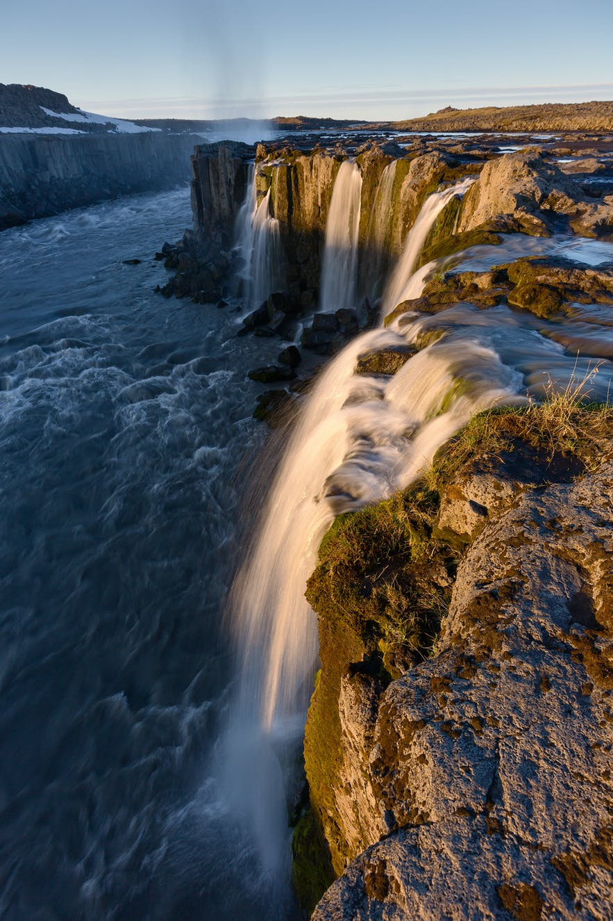 Dettifoss and Selfoss as Photography Locations