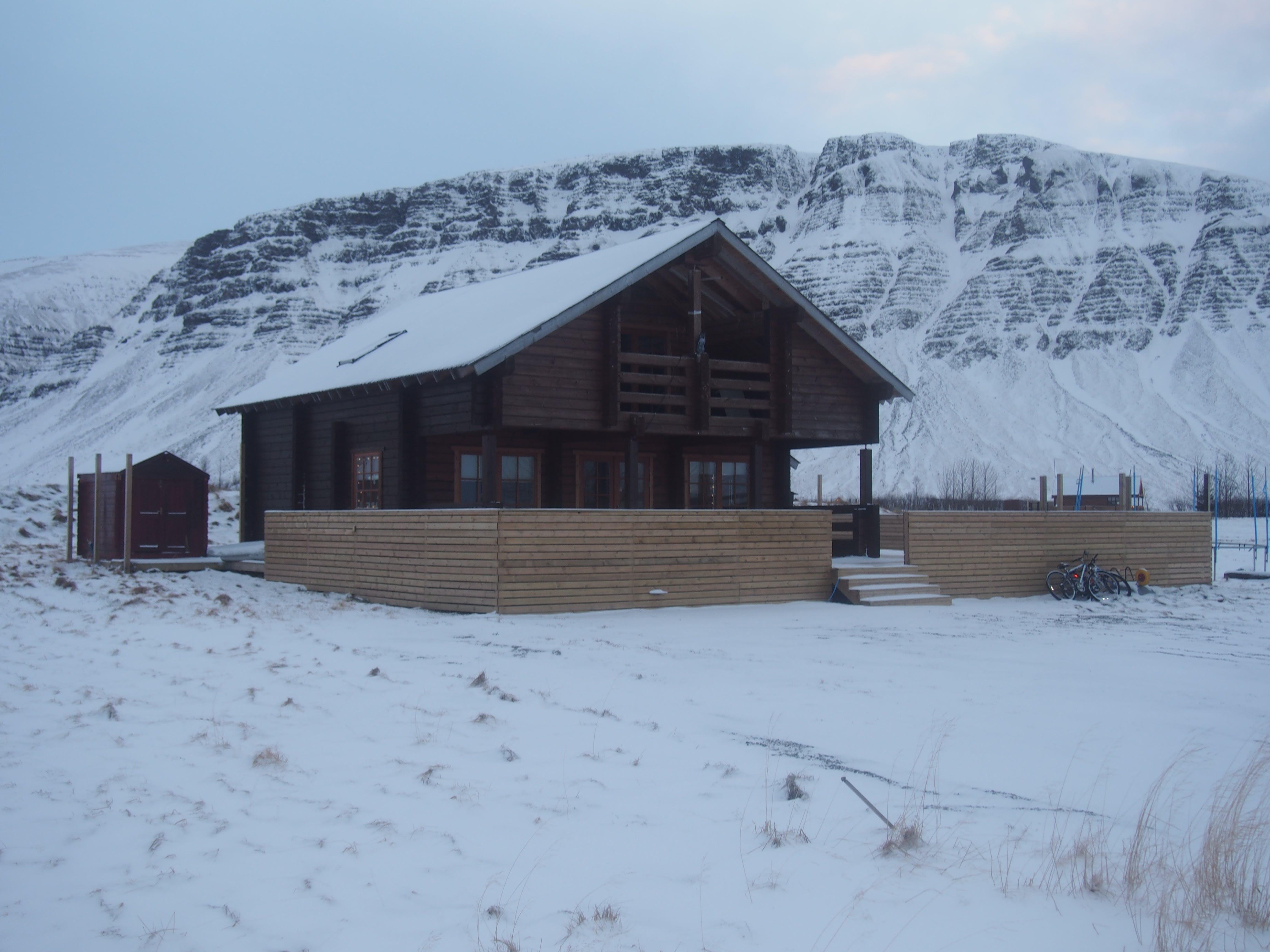 Cottage Villa Lake Meðalsfellsvatn (only 35minute drive from Rey