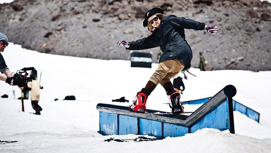 The North is renown for exporting excellent snowboarders and skiers.