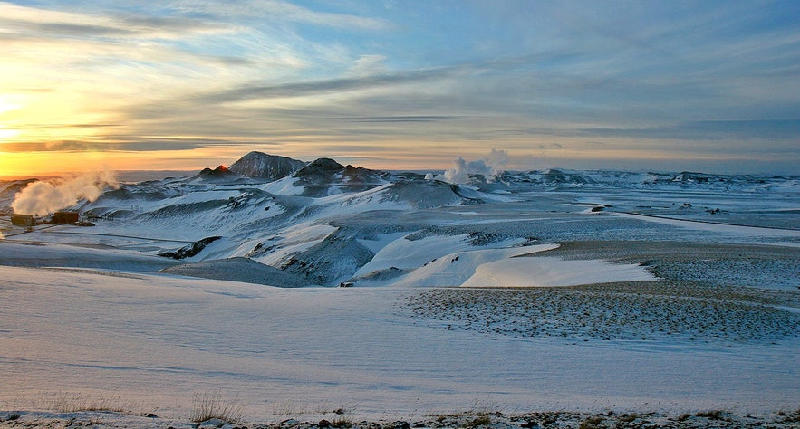 Winter sports are one of the best ways of seeing the true beauty of the Icelandic nature.