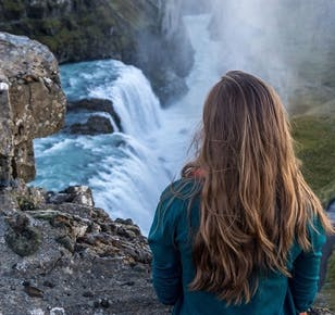 Círculo Dorado, Cráter de Kerið y granja islandesa | Grupo pequeño y helado gratis
