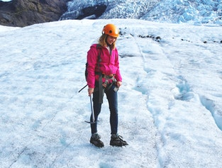 2 day tour to Jokulsarlon with glacier hike, boat tour & South Coast waterfalls
