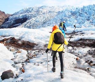Costa sur salvaje | Cascadas, playas de arena negra y senderismo glaciar