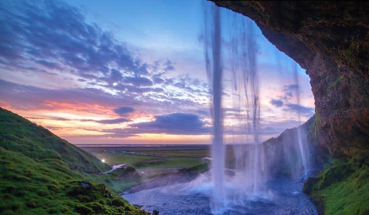 夏季冰岛南岸三日游 黄金圈-杰古沙龙冰河湖(含冰湖船游)-冰川徒步