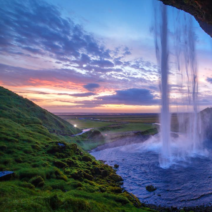 夏季冰岛南岸三日游|黄金圈-杰古沙龙冰河湖(含冰湖船游)-冰川徒步