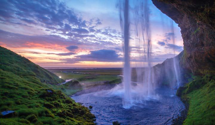 요쿨살론으로의 3일 여행 - 아이슬란드 골든써클, 남부해안, 빙하 하이킹&보트투어