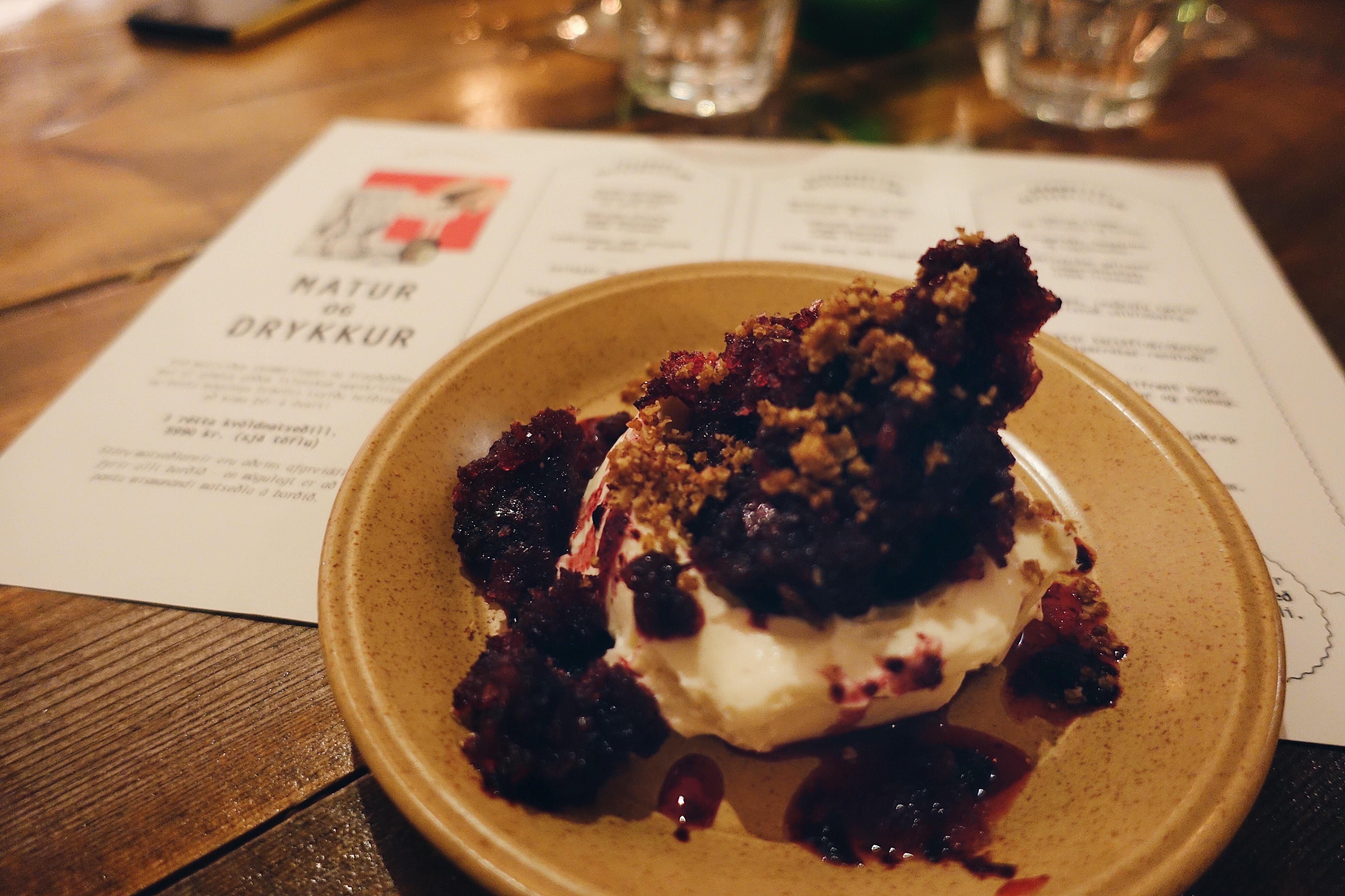 吃在冰岛|Matur og drykkur-传统与创新之间的幽默