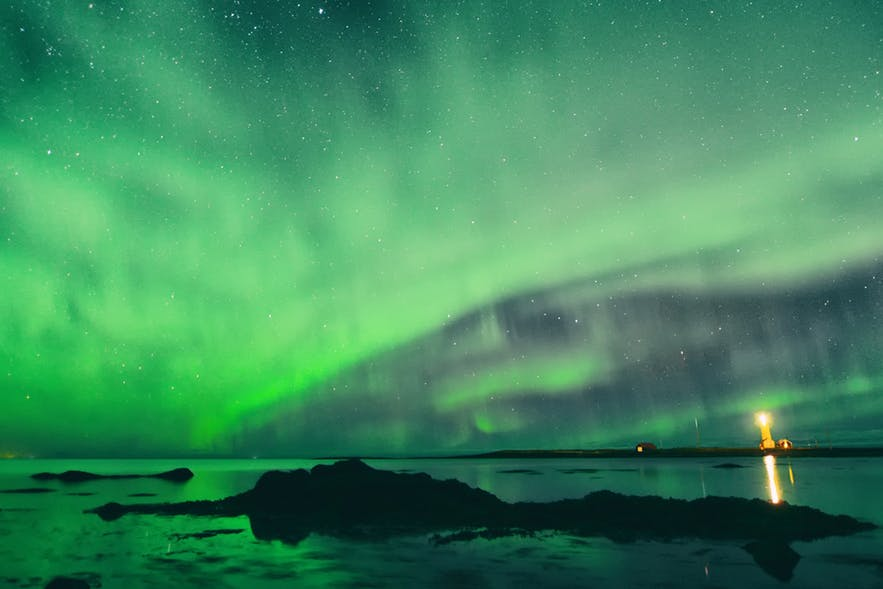 Chasing dreams and Northern lights