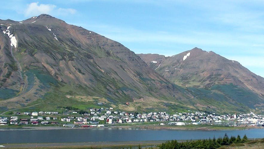 Fjord de l'Est
