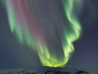 2 Days of The Magical Northern Lights and Iceland's highlights