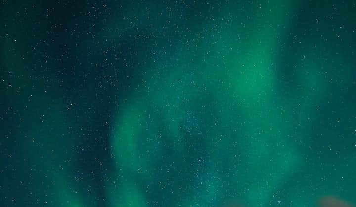 The Northern Lights of Iceland are beautiful to behold.
