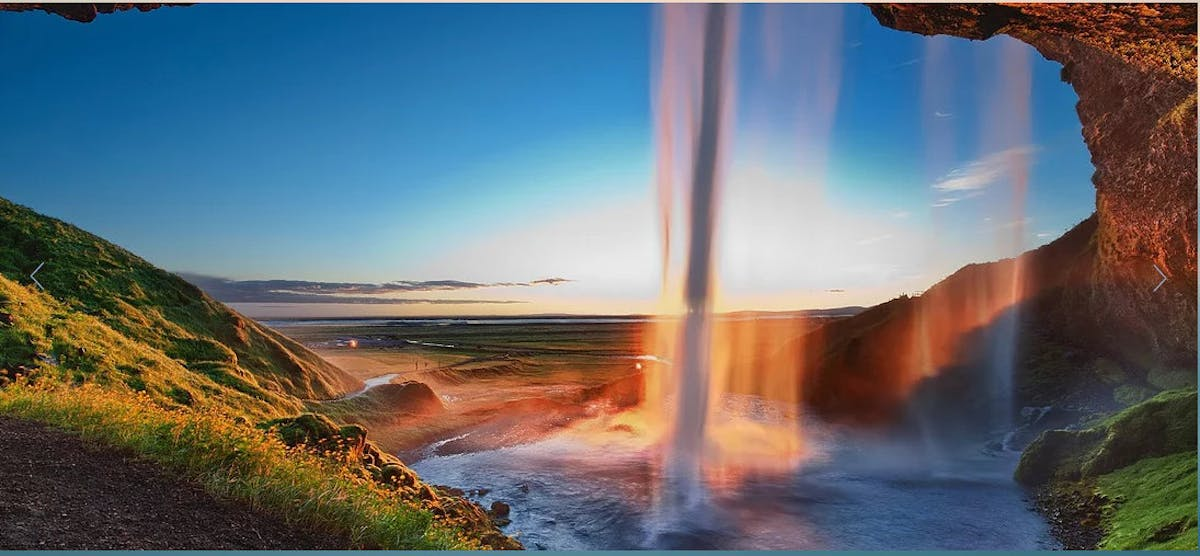 New Mercedes Minivan >> Southern Iceland Waterfalls and Beaches Private Tour in a ...