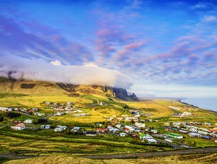 Sunset Mountain Views Super Jeep Tour, Vik, South Iceland
