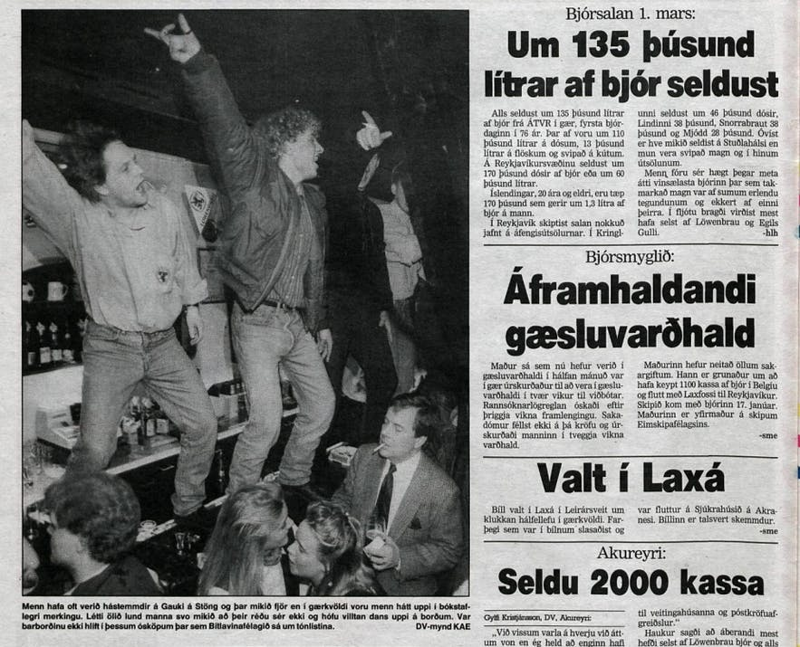 The Day when Iceland became great again