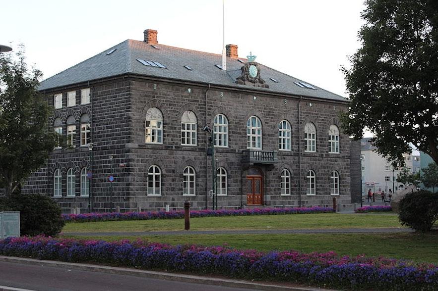 Islandzki parlament