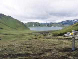 Landmannalaugar Ride and Soak